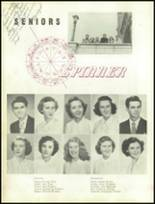 1951 Gastonia High School Yearbook Page 30 & 31