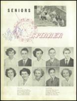 1951 Gastonia High School Yearbook Page 32 & 33