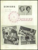 1951 Gastonia High School Yearbook Page 36 & 37
