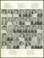 1951 Gastonia High School Yearbook Page 44 & 45