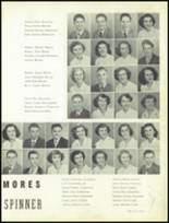 1951 Gastonia High School Yearbook Page 50 & 51