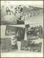 1951 Gastonia High School Yearbook Page 62 & 63