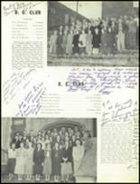1951 Gastonia High School Yearbook Page 70 & 71