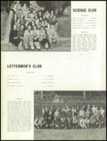 1951 Gastonia High School Yearbook Page 72 & 73