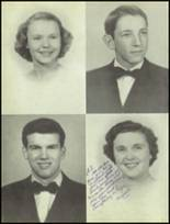 1951 Gastonia High School Yearbook Page 86 & 87