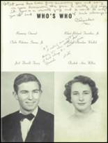 1951 Gastonia High School Yearbook Page 88 & 89