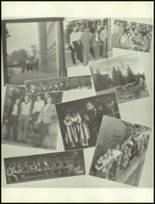 1951 Gastonia High School Yearbook Page 92 & 93