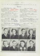 1943 Spencerville High School Yearbook Page 14 & 15