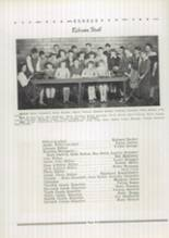 1943 Spencerville High School Yearbook Page 34 & 35