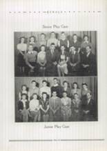 1943 Spencerville High School Yearbook Page 40 & 41