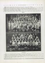 1943 Spencerville High School Yearbook Page 42 & 43