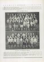 1943 Spencerville High School Yearbook Page 44 & 45