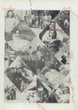 1943 Spencerville High School Yearbook Page 46 & 47