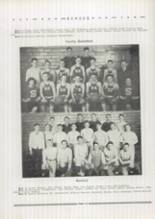 1943 Spencerville High School Yearbook Page 52 & 53