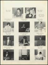 1967 Daleville High School Yearbook Page 12 & 13