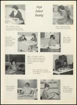 1967 Daleville High School Yearbook Page 14 & 15