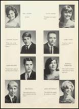 1967 Daleville High School Yearbook Page 20 & 21