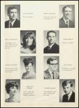 1967 Daleville High School Yearbook Page 22 & 23