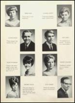 1967 Daleville High School Yearbook Page 24 & 25