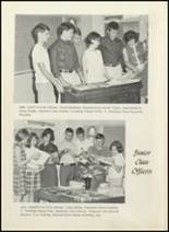 1967 Daleville High School Yearbook Page 28 & 29