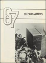 1967 Daleville High School Yearbook Page 30 & 31