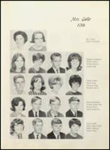 1967 Daleville High School Yearbook Page 32 & 33