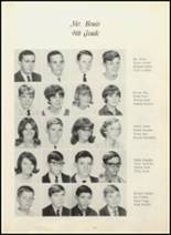 1967 Daleville High School Yearbook Page 36 & 37