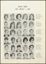 1967 Daleville High School Yearbook Page 38 & 39