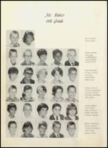 1967 Daleville High School Yearbook Page 44 & 45