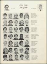 1967 Daleville High School Yearbook Page 58 & 59
