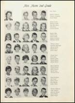 1967 Daleville High School Yearbook Page 60 & 61