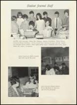 1967 Daleville High School Yearbook Page 70 & 71