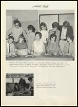 1967 Daleville High School Yearbook Page 72 & 73