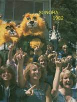 1982 Yearbook Sonora Union High School
