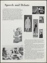 1971 Crestwood High School Yearbook Page 42 & 43