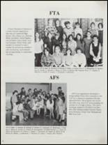 1971 Crestwood High School Yearbook Page 54 & 55