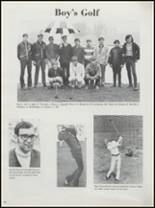 1971 Crestwood High School Yearbook Page 70 & 71
