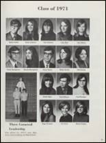 1971 Crestwood High School Yearbook Page 90 & 91