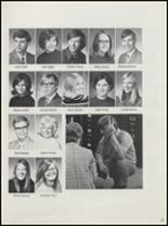 1971 Crestwood High School Yearbook Page 92 & 93