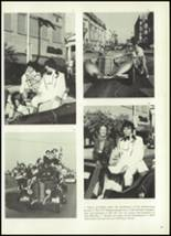 1978 Joliet Catholic High School Yearbook Page 22 & 23