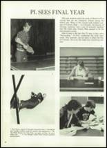 1978 Joliet Catholic High School Yearbook Page 36 & 37