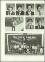 1978 Joliet Catholic High School Yearbook Page 50 & 51