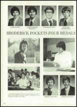 1978 Joliet Catholic High School Yearbook Page 62 & 63