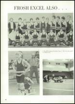 1978 Joliet Catholic High School Yearbook Page 192 & 193