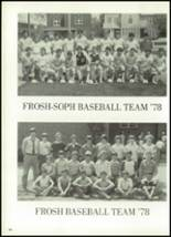 1978 Joliet Catholic High School Yearbook Page 204 & 205