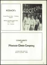 1978 Joliet Catholic High School Yearbook Page 254 & 255