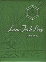 1953 Yearbook Lane Technical High School