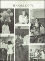 1979 Dixie High School Yearbook Page 14 & 15