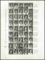 1979 Dixie High School Yearbook Page 32 & 33