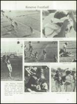 1979 Dixie High School Yearbook Page 44 & 45